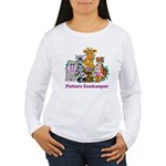 Future Zookeeper Girl Women's Long Sleeve T-Shirt