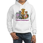 Future Zookeeper Girl Hooded Sweatshirt