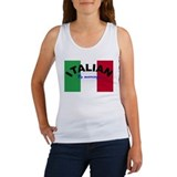 Italian by Marriage Women's Tank Top