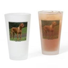 Dogue de Bordeaux 9Y201D-159 Drinking Glass