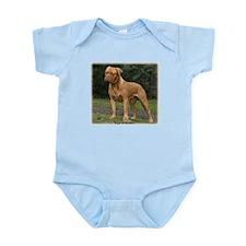 Dogue de Bordeaux 9Y201D-193 Infant Bodysuit