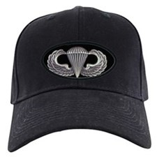 Airborne Wings Baseball Cap