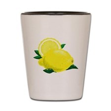 Lemons Shot Glass