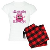 Little Monster Kaitlyn pajamas