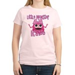 Little Monster Katie Women's Light T-Shirt