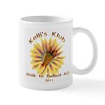 Kelli's Klub 2011 Mug