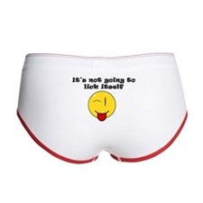 It's Not Going To Lick Itself Women's Boy Brief