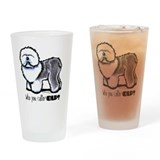 Funny 'Old' OES Drinking Glass