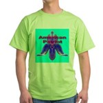 American Patriot Green T-Shirt