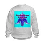 American Patriot Kids Sweatshirt