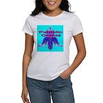 Patriotic Orchid Women's T-Shirt