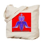 Americaorchidae patriotus Tote Bag