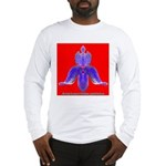 Americaorchidae patriotus Long Sleeve T-Shirt