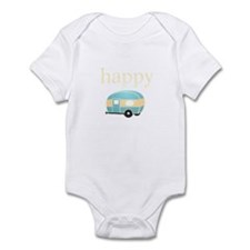 Personalities - Happy Camper Infant Bodysuit