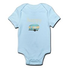 Personalities - Happy Camper Onesie