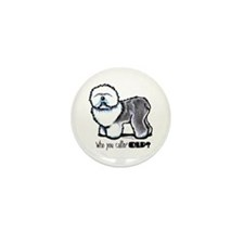 Funny 'Old' OES Mini Button (100 pack)