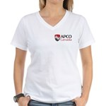 Shirts Women's V-Neck T-Shirt