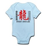 Year of The Dragon Characteristics Onesie