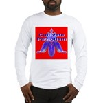 Cultivate Patriotism Blood Re Long Sleeve T-Shirt