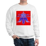 Cultivate Patriotism Blood Re Sweatshirt