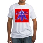 Cultivate Patriotism Blood Re Fitted T-Shirt
