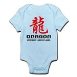 Chinese Astrology Dragon Onesie