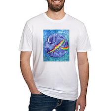 Rainbow Bird in Flight Shirt