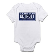 Made in Detroit Infant Creeper