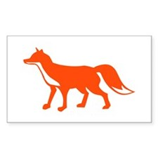 Fox Decal