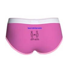 Bros before Hoes Women's Boy Brief