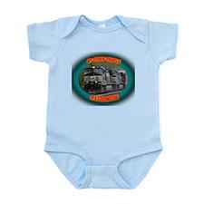 Norfolk & Southern Infant Bodysuit