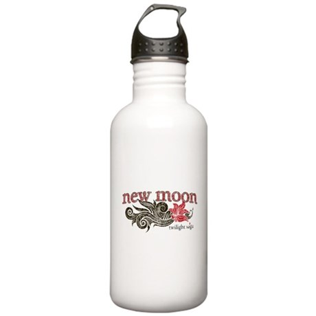 New Moon Twilight Saga Stainless Water Bottle 1.0L