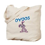 OYOOS Kids Bunny design Tote Bag