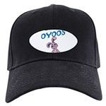 OYOOS Kids Bunny design Black Cap