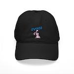 OYOOS Kids Bunny design Black Cap