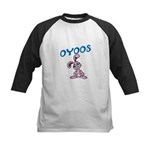 OYOOS Kids Bunny design Kids Baseball Jersey