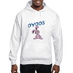 OYOOS Kids Bunny design Hooded Sweatshirt