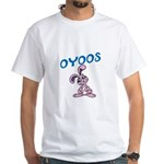OYOOS Kids Bunny design White T-Shirt