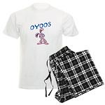 OYOOS Kids Bunny design Men's Light Pajamas