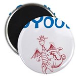 OYOOS Kids Dragon design Magnet