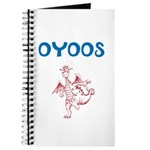 OYOOS Kids Dragon design Journal