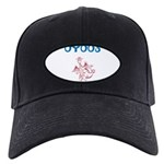 OYOOS Kids Dragon design Black Cap