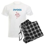 OYOOS Kids Dragon design Men's Light Pajamas