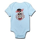 Vintage Skull Infant Bodysuit