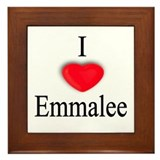 Emmalee Framed Tile