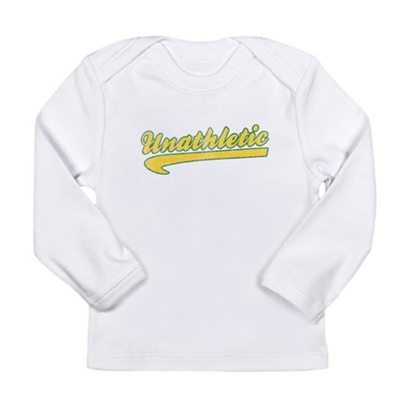 Unathletic Long Sleeve Infant T-Shirt