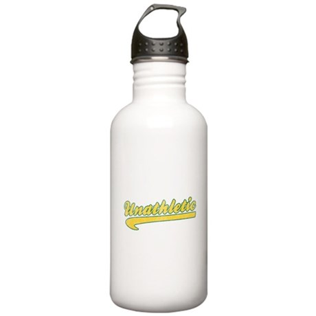 Unathletic Stainless Water Bottle 1 Liter