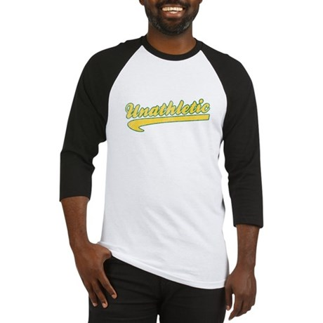 Unathletic Baseball Jersey