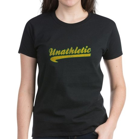 Unathletic Womens T-Shirt
