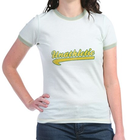Unathletic Jr Ringer T-Shirt